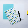 Blue Cactus Notebook | Available at Dessi-Designs.com