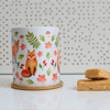 Orange Foxes Microwavable Coffee Cups | Available at Dessi-Designs.com