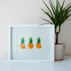 Picture of Pineapples -Watercolour  Wall Print