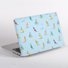 Blue Boats MacBook Case Side  | Available at Dessi-Designs.com