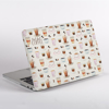 White Coffee MacBook Cover Side  | Available at Dessi-Designs.com