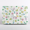 Floral Herbs Pattern MacBook Case Front  | Available at Dessi-Designs.com