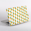 Pineapples Pattern MacBook Cover Side  | Available at Dessi-Designs.com