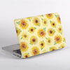 Yellows Sunflowers MacBook Cover Side  | Available at Dessi-Designs.com