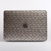 Black Triangle Clear MacBook Case Top  | Available at Dessi-Designs.com