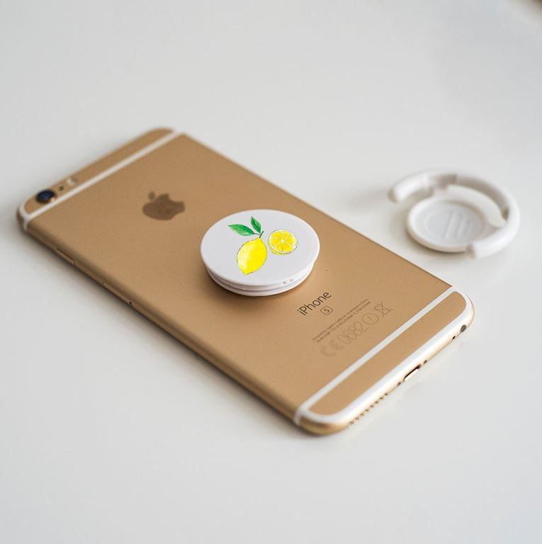 Lemons - pop socket