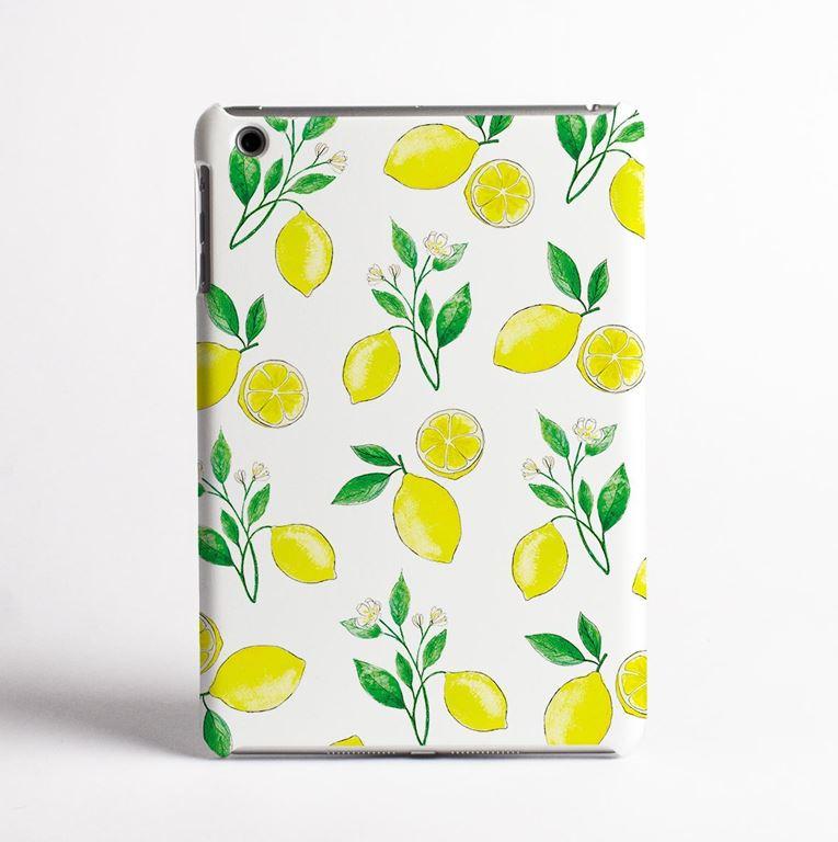 Lemons Tablet Case - front