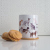 Cute Cats Microwavable Coffee Cup | Available at Dessi-Designs.com