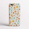 Christmas Treat Slimline Phone Case Front  | Available at Dessi-Designs.com