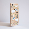 Arctic Animals Bumper iPhone Case Side | Available at Dessi-Designs.com