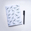Blue Dragonfly Jot Pad | Available at Dessi-Designs.com