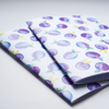 Purple Plums Jot pad | Available at Dessi-Designs.com