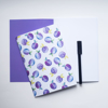 Purple Plum Journals Purple Inside | Available at Dessi-Designs.com