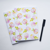 Peach Notebooks | Available at Dessi-Designs.com