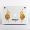 Be Strong and Courageous Lion MacBook Case | Available at Dessi-Designs.com