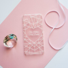 Diamond Clear Phonecase