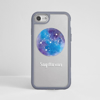 Zodiac Signs iPhone Impact Resistant Phone Case Grey | Available at Dessi-Designs.com