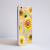 Sunflowers print Bumper Phone Case