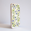 White Olive iPhone Bumper Phone Case Side | Available at Dessi-Designs.com