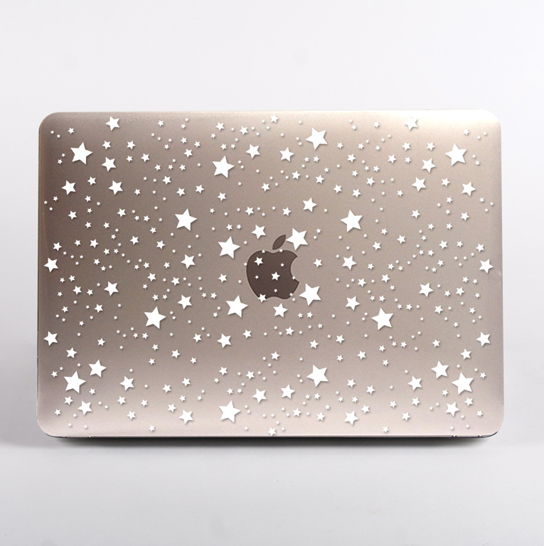 Stars MacBook Case Front Cover. Available at www.Dessi-Designs.com