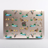 Clear Ducks MacBook Case Top Cover