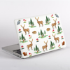 Forest MacBook Case Side view.  Available at www.Dessi-Designs.com