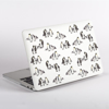 Penguins MacBook Case Side View