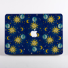Vintage Celestial MacBook Case front | Available at www.dessi-designs.com