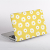 Daisy Florals Hard MacBook Case side| Available at Dessi-Designs.com
