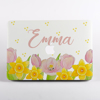 Spring Flowers  MacBook Case | Available at Dessi-Designs.com