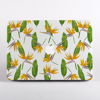 Paradise Flowers MacBook Case Front | Available at Dessi-Designs.com