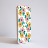 Watercolour Blossoms Bumper Phone Side | Available at Dessi-Designs.com