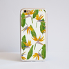 Paradise Flowers iPhone 7 Case front | Available at Dessi-Designs.com