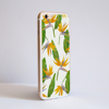 Paradise Flowers iPhone 8 Case side | Available at Dessi-Designs.com