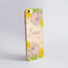 Spring Flowers Personalised Phone Case Side | Available at www.dessi-designs.com