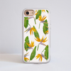 Paradise Flower Impact Phone Case White - www.dessi-designs.com