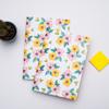 Watercolour Blossoms A5 Notebook - www.dessi-designs.com
