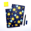 Vintage Celestial A5 Notebook - www.Dessi-Designs.com