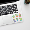 Cute Plants Stickers | Available at www.dessi-designs.com