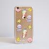 Cute Sea Creatures Bumper Phone Case | Available at www.dessi-designs.com