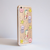 Cute Sea Creatures Bumper Phone Case Side | Available at www.dessi-designs.com