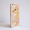 Cute Ice Cream Bumper Case Side | Available at www.dessi-designs.com