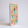 Cute Plants Bumper Case Side | Available at www.dessi-designs.com