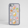 Cute Ice Cream Impact Case Grey | Available at www.dessi-designs.com