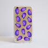 Eggplant Purple Bumper Phone Case | Available at Dessi-Designs.com