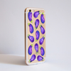 Aubergene Bumper Phone Case | Available at Dessi-Designs.com
