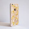 Banana Bumper Phone Case Side | Available at Dessi-Designs.com