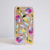 Rainbow Fish Bumper Phone Case Front | Available at Dessi-Designs.com