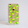 Lime Bumper Phone Case Front | Available at www.Dessi-Designs.com