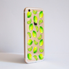 Lime Bumper Phone Case Side | Available at www.Dessi-Designs.com